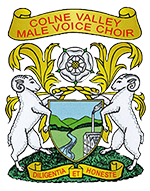 colne valley male voice choir  logo