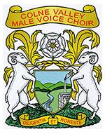 colne valley male voice choir  logo