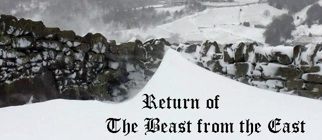 Beast from the East 1 with text