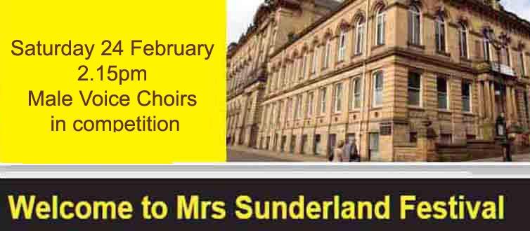 Mrs Sundersland 2018 events 64 x 28
