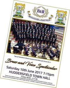 Joint Concert Poster