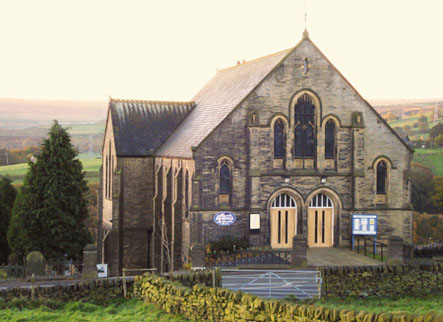 Stones Methodist Church2